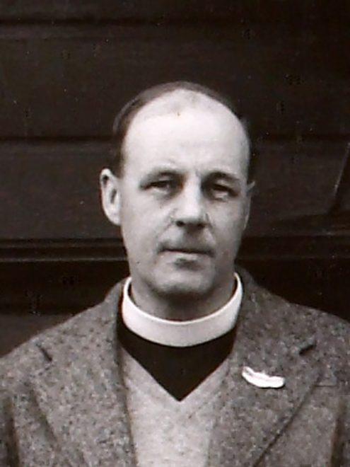 Revd. Canon Mervyn Hughes
