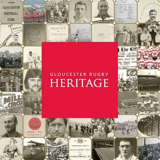 Gloucester Rugby Heritage - The Book