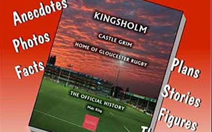 Kingsholm - Castle Grim - Home of Gloucester Rugby