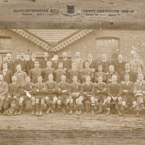 Gloucestershire 1909-10