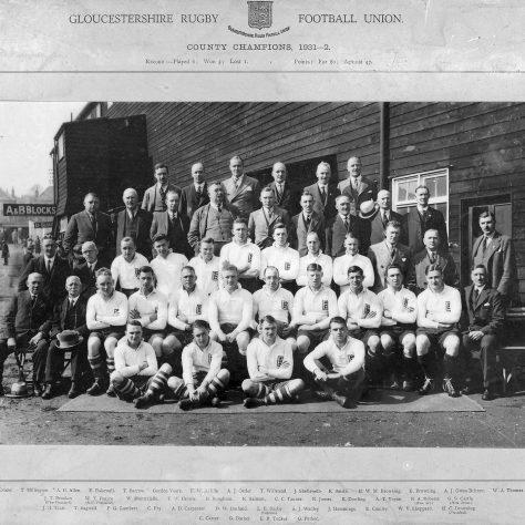 Gloucestershire 1931-32