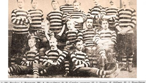 Gloucester Teams in the 1800s