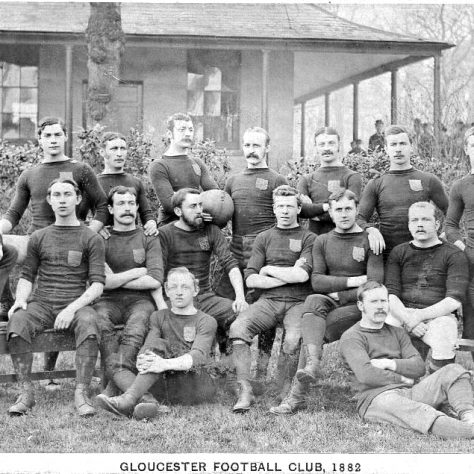 1881 - 1882 Team