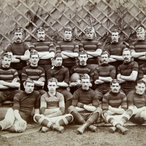 1888 - 1890 Team (approximate years)
