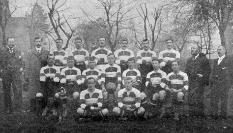 Gloucester Teams in the 1900s