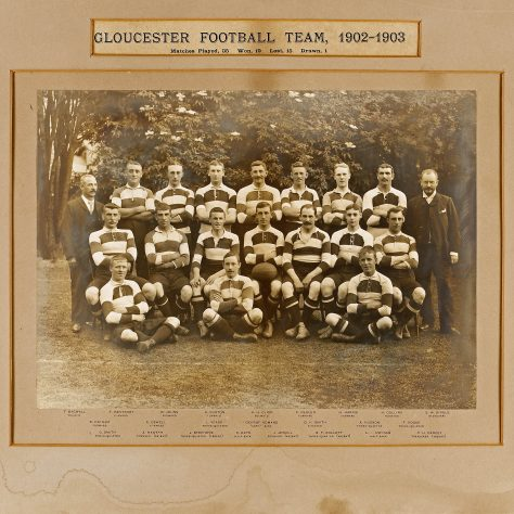 1902 - 1903 Team