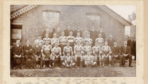 Gloucester Teams in the 1910s