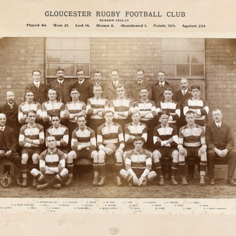 1912 - 1913 Team