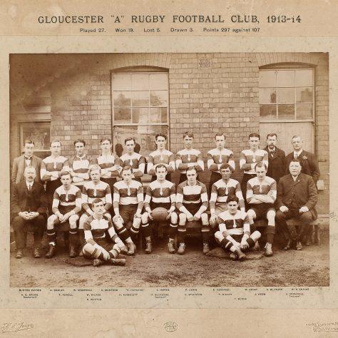 1913 - 1914 A Team