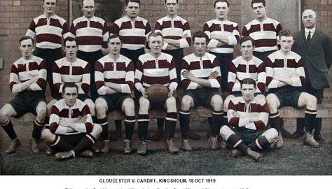 1919 - 1939 Honours Boards