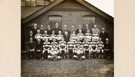 Gloucester Teams in the 1920s