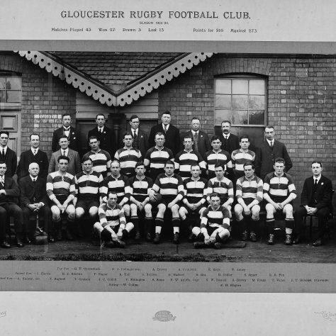 1922 - 1923 Team
