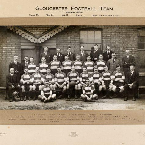 1923 - 1924 Team