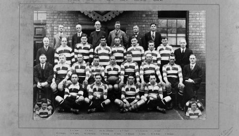 Gloucester Teams in the 1930s