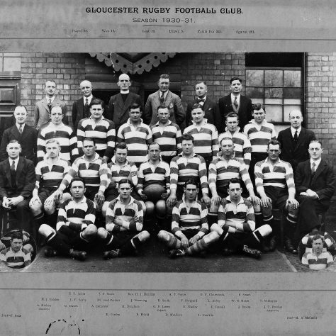 1930 - 1931 Team