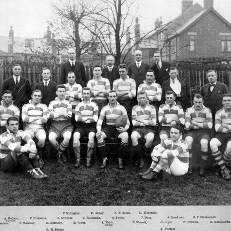 1930 - 1931 United Team