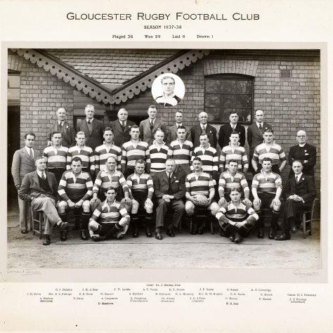 1937 - 1938 Team