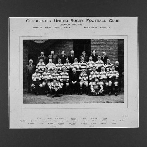 1947 - 1948 United Team