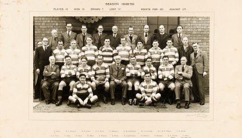 1945 - 1959 Honours Boards