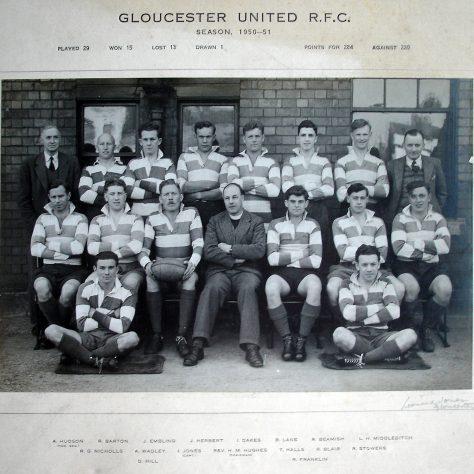 1950 - 1951 United Team