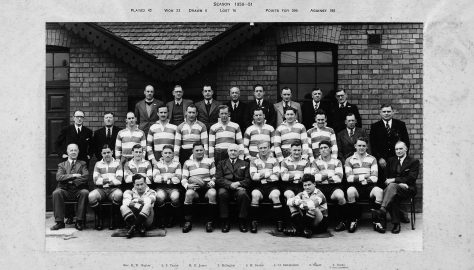 Gloucester Teams in the 1950s