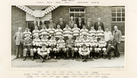 Gloucester Teams in the 1960s