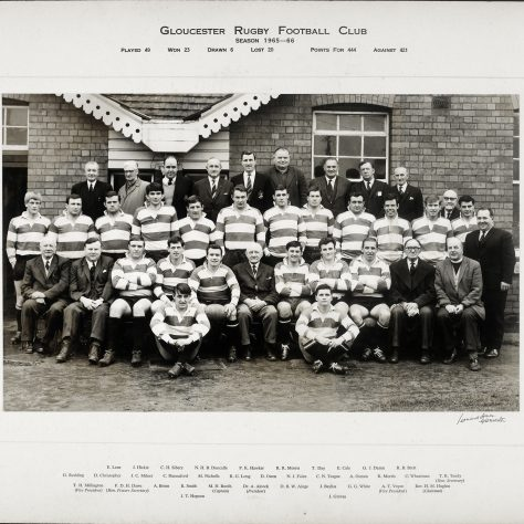 1965 - 1966 Team