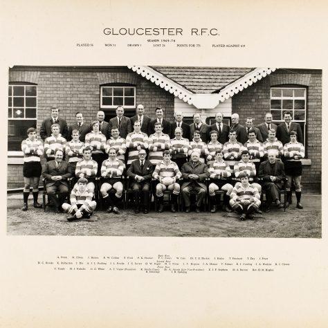1969 -1970 Team