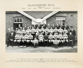 Gloucester Match Reports 1961-1980