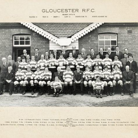 1970 - 1971 Team