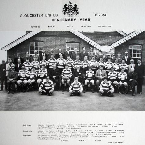 1973 - 1974 United Team