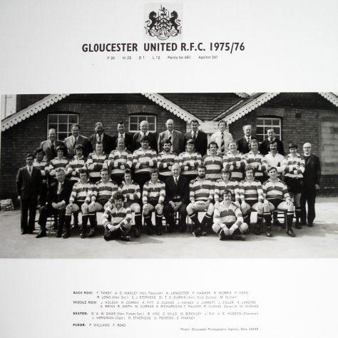 1975 - 1976 United Team