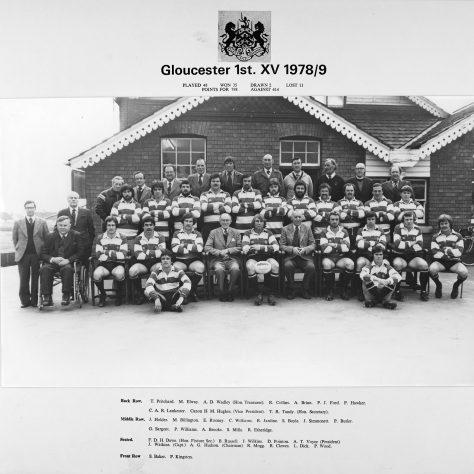 1078 - 1979 Team