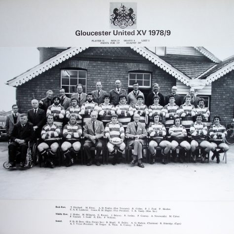 1978 - 1979 United Team
