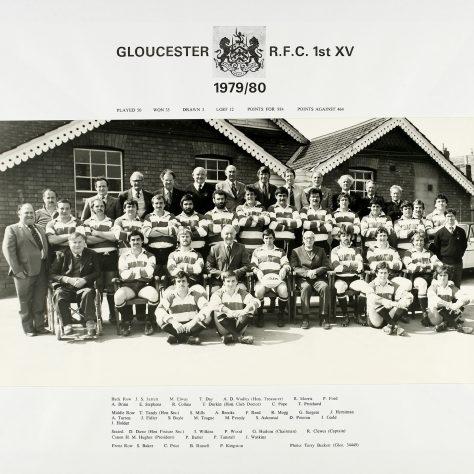 1979 - 1980 Team
