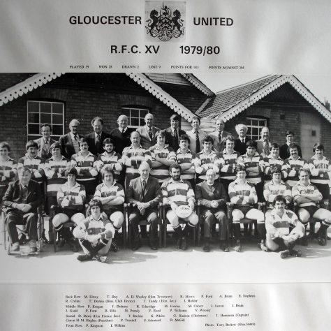 1979 - 1980 United Team