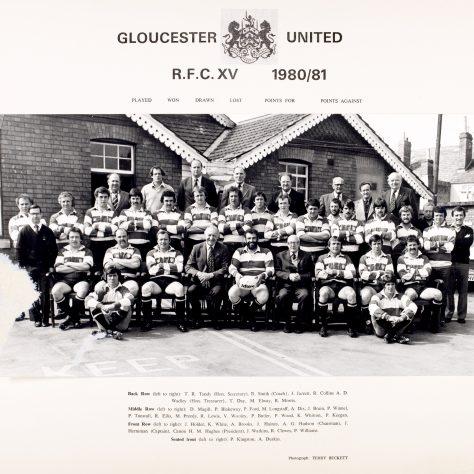 1980 - 1981 United Team