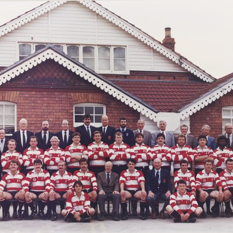 1986 - 1987 Team