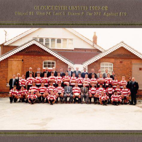 1987 - 1988 United Team
