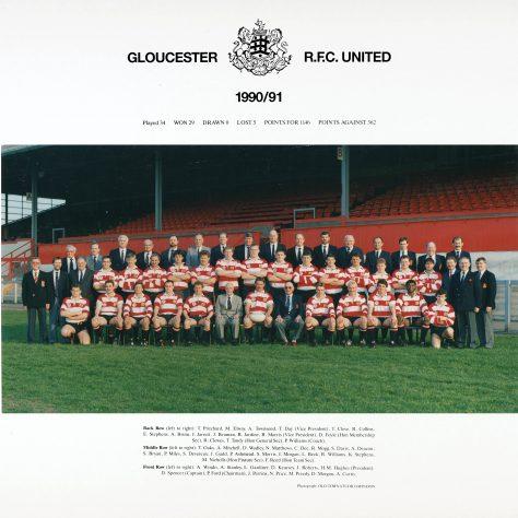 1990 - 1991 United Team