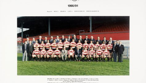 Gloucester Teams in the 1990s