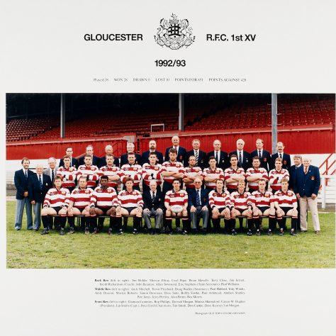 1992 - 1993 Team
