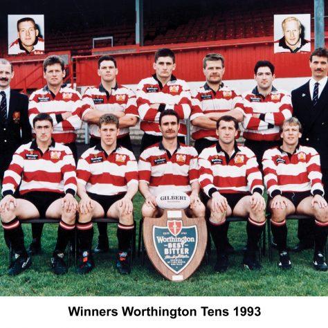 1993 Team - Winners of the Worthington Tens