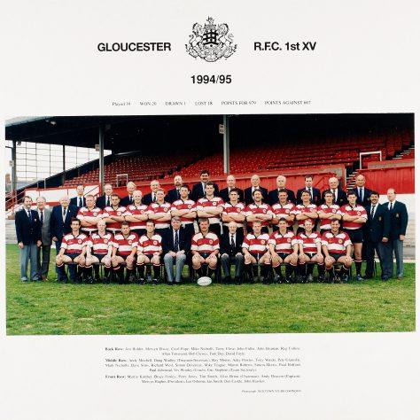 1994 - 1995 Team