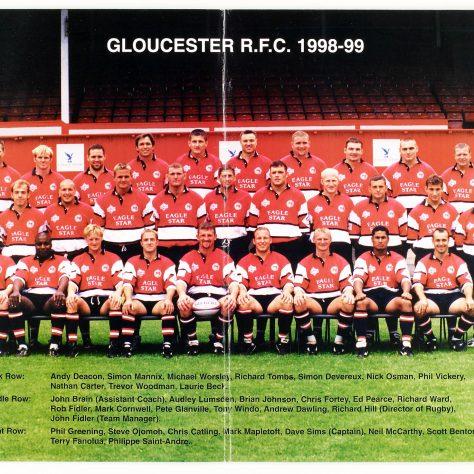 1998 - 1999 Team