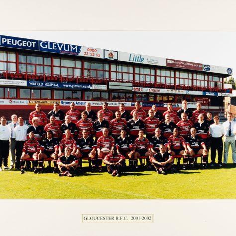 2001 - 2002 Team