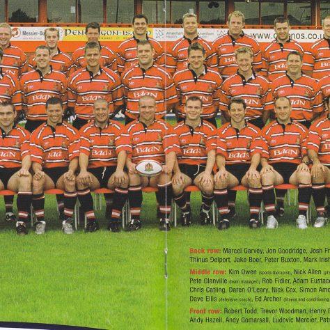 2002 - 2003 Team
