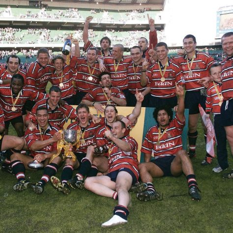 2003 Team - Winners of the Powergen Cup