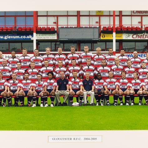2004 - 2005 Team