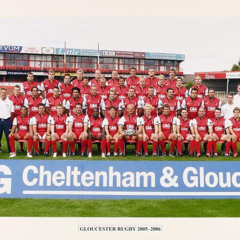 2005 - 2006 Team